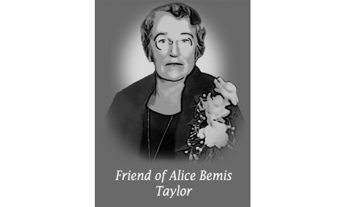 HPA Membership - Friend of Alice Bemis Taylor