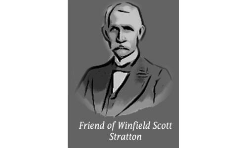 HPA Membership - Friend of William Scott Stratton