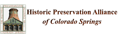 Historical Preservation Alliance of Colorado Springs